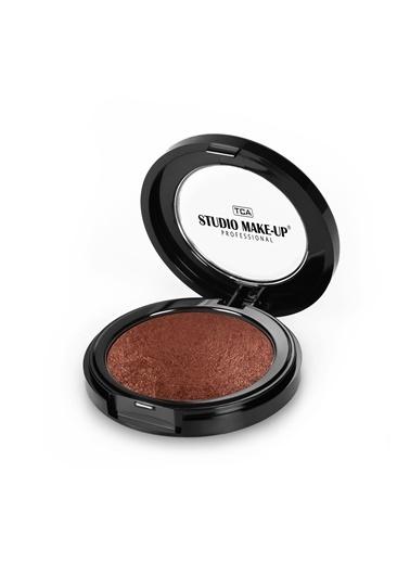 Tca Studio Make Up Eyeshadow Terra 10 Kahve